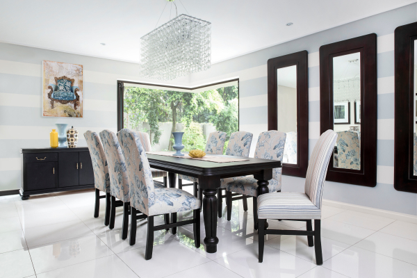 Dining tables and chairs south africa rochester for Dining room suites