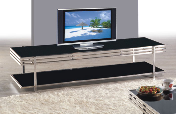 Joy Furniture Ct8001 Long Tv Stand