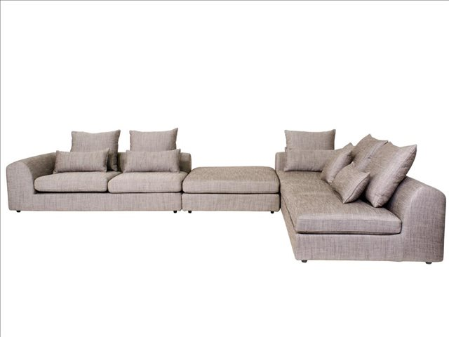 Home Corner Couches Leather Modern Furniture