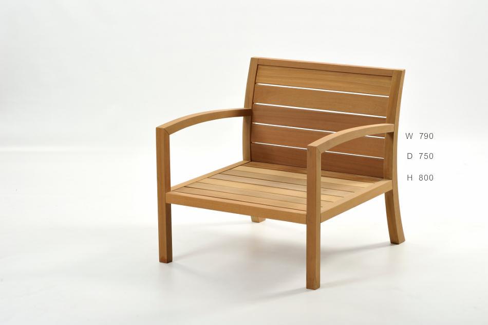 Nautical Single Chair 2