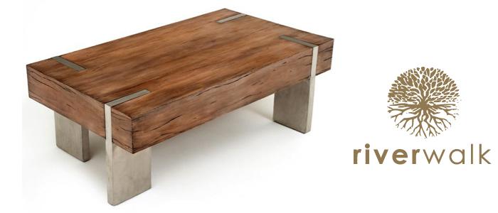 riverwalk :: coffee tables